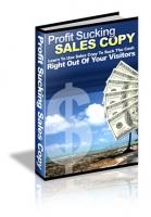 Profit Sucking Sales Copy Private Label Rights