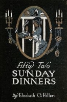 Fifty Two Sunday Dinners Private Label Rights