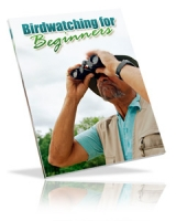 Birdwatching For Beginners Private Label Rights