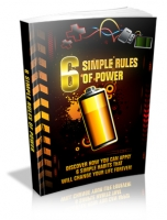 6 Simple Rules Of Power Private Label Rights