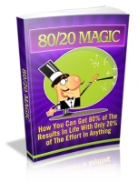 80/20 Magic Private Label Rights