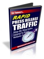 Rapid Press Release Traffic Private Label Rights