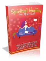 Spiritual Healing For Your Soul Private Label Rights