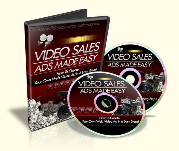 Video Sales Ads Made Easy - 2010