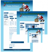 Santa WP Theme Private Label Rights