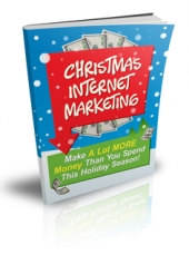 Christmas Internet Marketing Private Label Rights