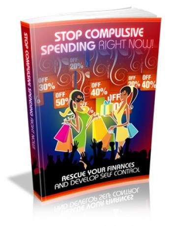 Stop Compulsive Spending Right Now!