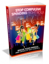 Stop Compulsive Spending Right Now! Private Label Rights