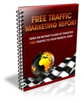 Free Traffic Marketing Report Private Label Rights