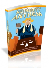 Authority Anthem Private Label Rights