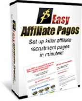Easy Affiliate Pages Private Label Rights
