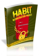 Habit Reconstruction Project Private Label Rights