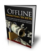 Offline Marketing Secrets Private Label Rights
