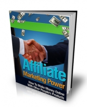 Affiliate Marketing Power Private Label Rights