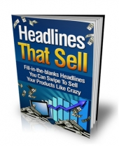 Headlines That Sell Private Label Rights