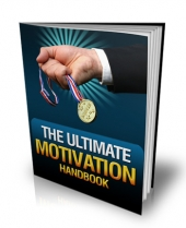 The Ultimate Motivation Handbook Private Label Rights
