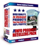 The Info Product Resellers Pack Private Label Rights