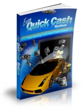 Easy Quick Cash System Private Label Rights