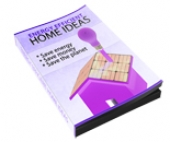 Energy Efficient Home Ideas - PLR Private Label Rights
