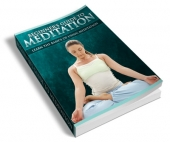Beginners Guide To Meditation - PLR Private Label Rights