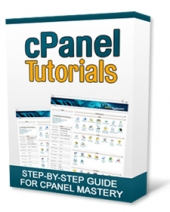 cPanel Tutorials Private Label Rights