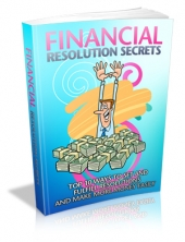 Financial Resolution Secrets Private Label Rights
