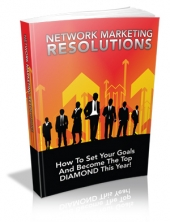 Network Marketing Resolutions Private Label Rights