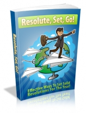 Resolute, Set, Go! Private Label Rights