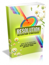 Resolution Retention Strategies Private Label Rights