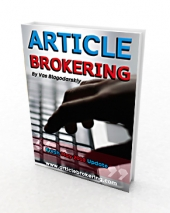 Article Brokering Private Label Rights