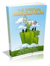 The Spiritual Resolution Private Label Rights