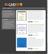 Cars Review Site Private Label Rights