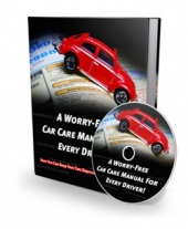 A Worry-Free Car Care Manual For Every Driver Private Label Rights