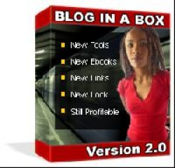 Blog In A Box Version 2.0