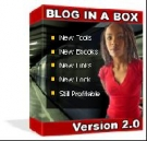 Blog In A Box Version 2.0 Private Label Rights
