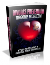 Divorce Prevention Rescue Mission Private Label Rights