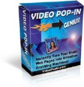 Video Pop-In Genius! Private Label Rights
