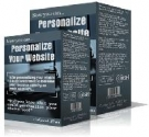 Personalize Your Website Private Label Rights