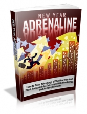 New Year Adrenaline Private Label Rights