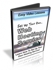 Set Up Your Own Web Hosting Service Private Label Rights