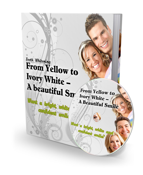 From Yellow To White - A Beautiful Smile