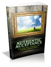 Authentic Acceptance Private Label Rights