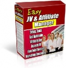 Easy JV & Affiliate Manager Private Label Rights