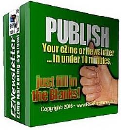 EZNewsletter Ezine Marketing System