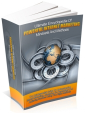 Ultimate Encyclopedia Of Powerful Internet Marketing Mindsets And Methods Private Label Rights
