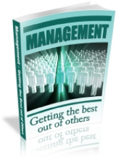Management - Getting The Best Out Of Others Private Label Rights