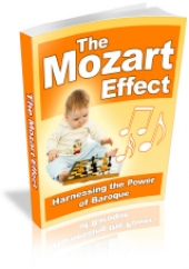 The Mozart Effect - Harnessing The Power Of Baroque Private Label Rights