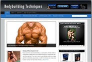 Body Building Blog