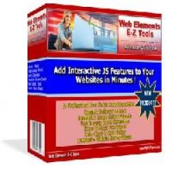 Web Elements E-Z Tools