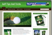 Golf Blog Private Label Rights